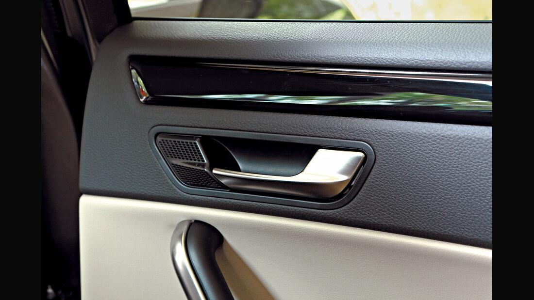 Qoros 3 Sedan 1.6T, Seitentür, Türöffner