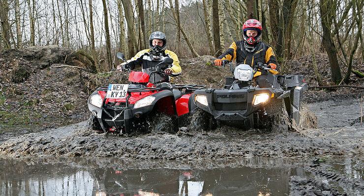 Quad / ATV 4x4