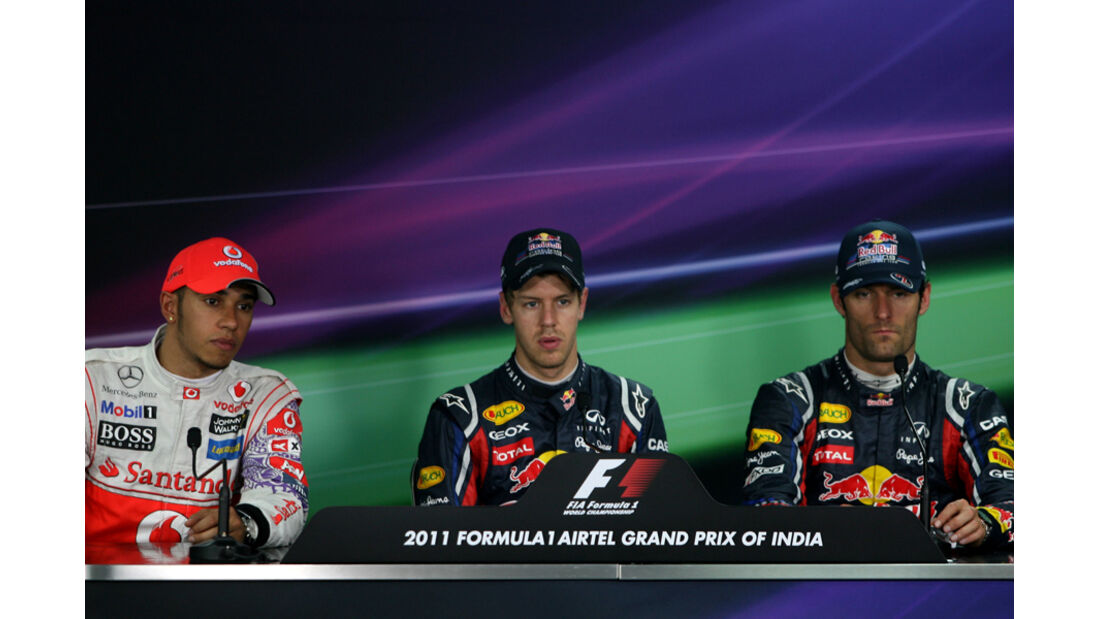 Quali-PK - GP Indien - Delhi - 29.10.2011