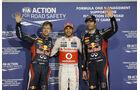Quali Top 3 GP Abu Dhabi 2012