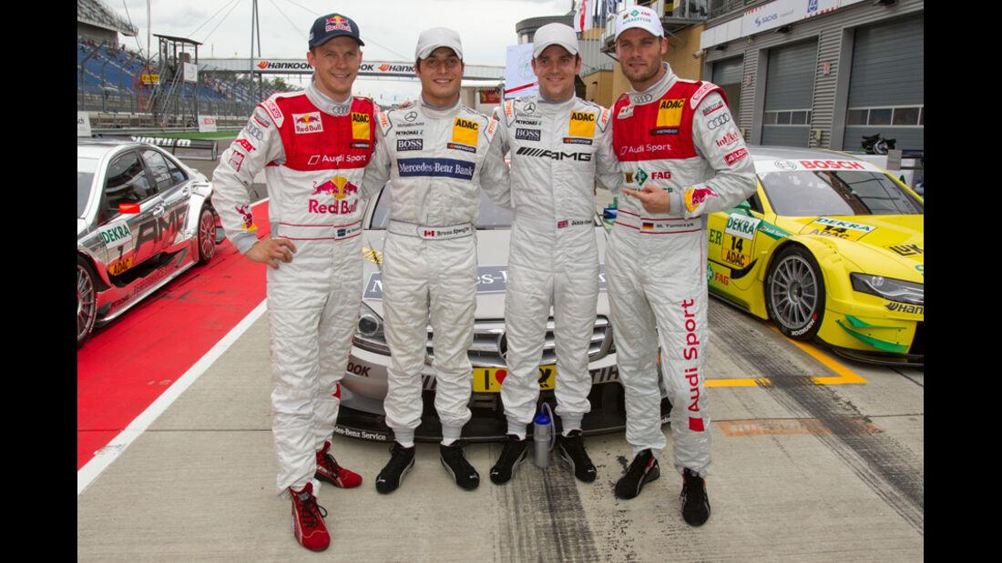Qualifikation DTM Lausitzring 2011