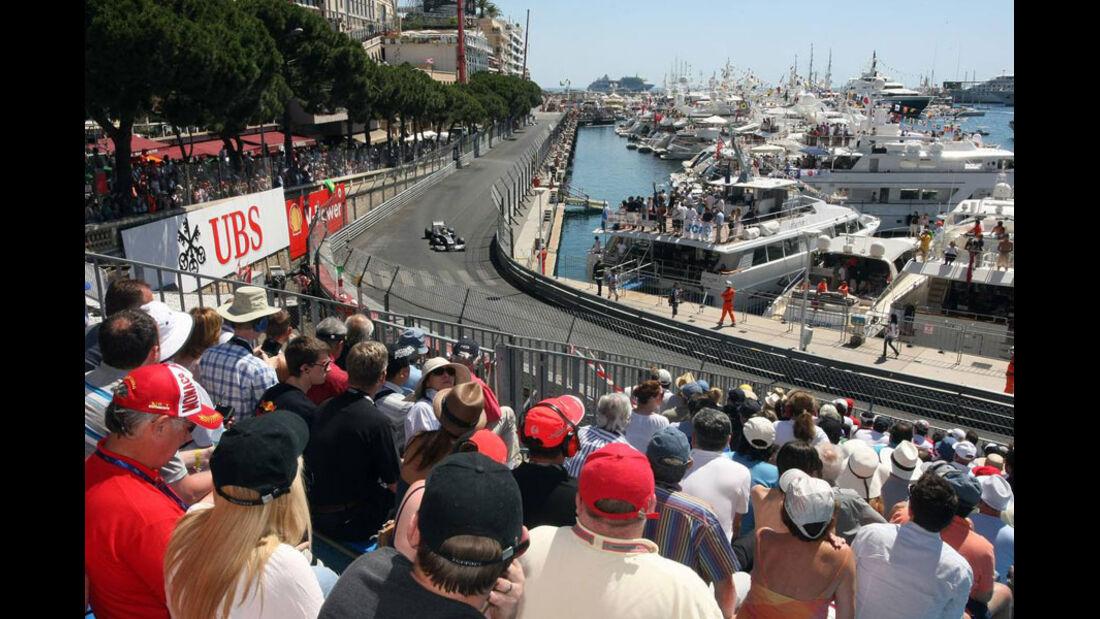 Qualifikation GP Monaco 2011