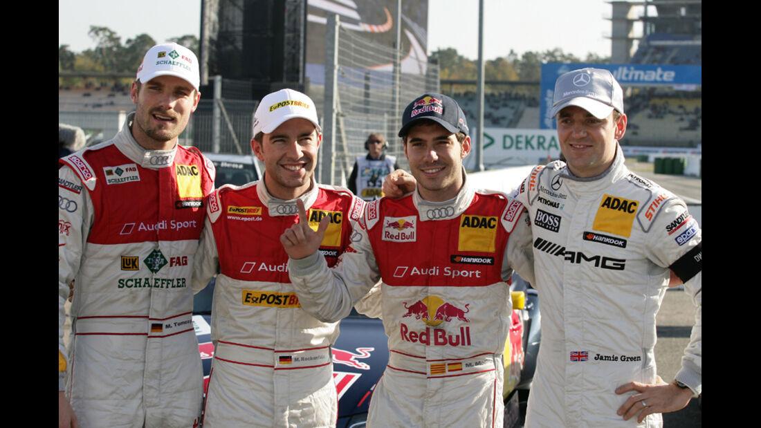Qualifying DTM Hockenheim Finale 2011
