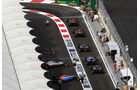 Qualifying - Formel 1 - GP Aserbaidschan - Baku - 18. Juni 2016