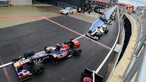 Qualifying - Formel 1 - GP England - Silverstone - 7. Juli 2012