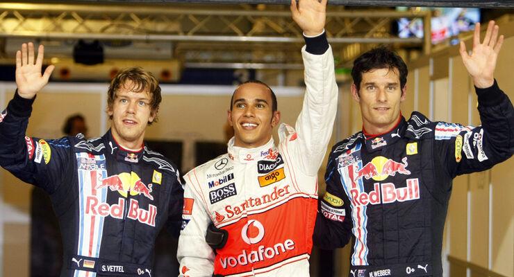 Qualifying GP Abu Dhabi 2009