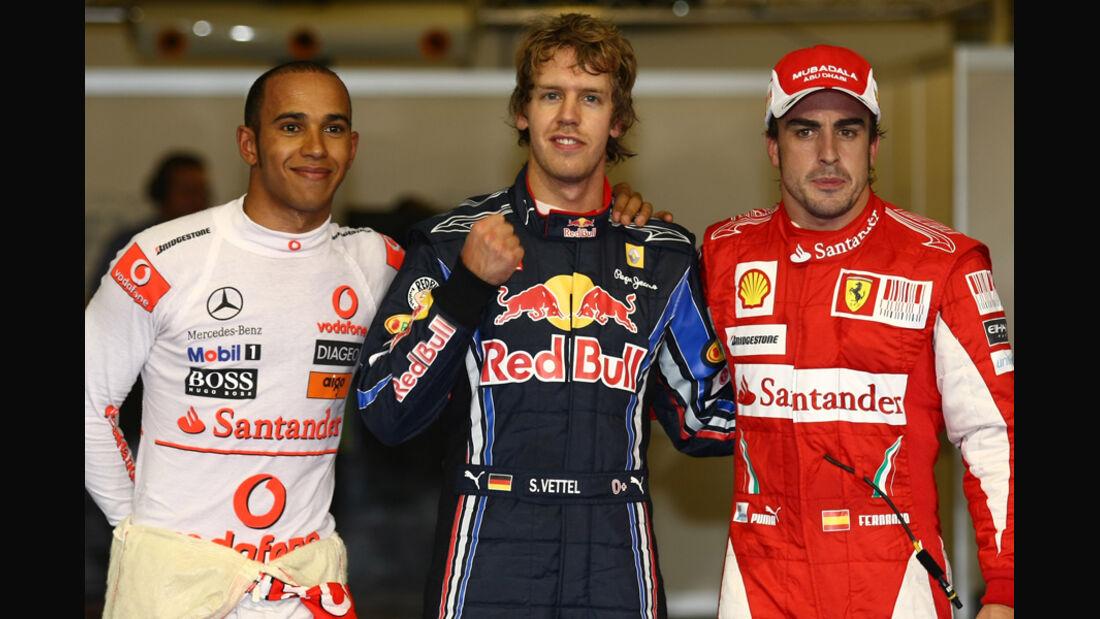 Qualifying GP Abu Dhabi 2010