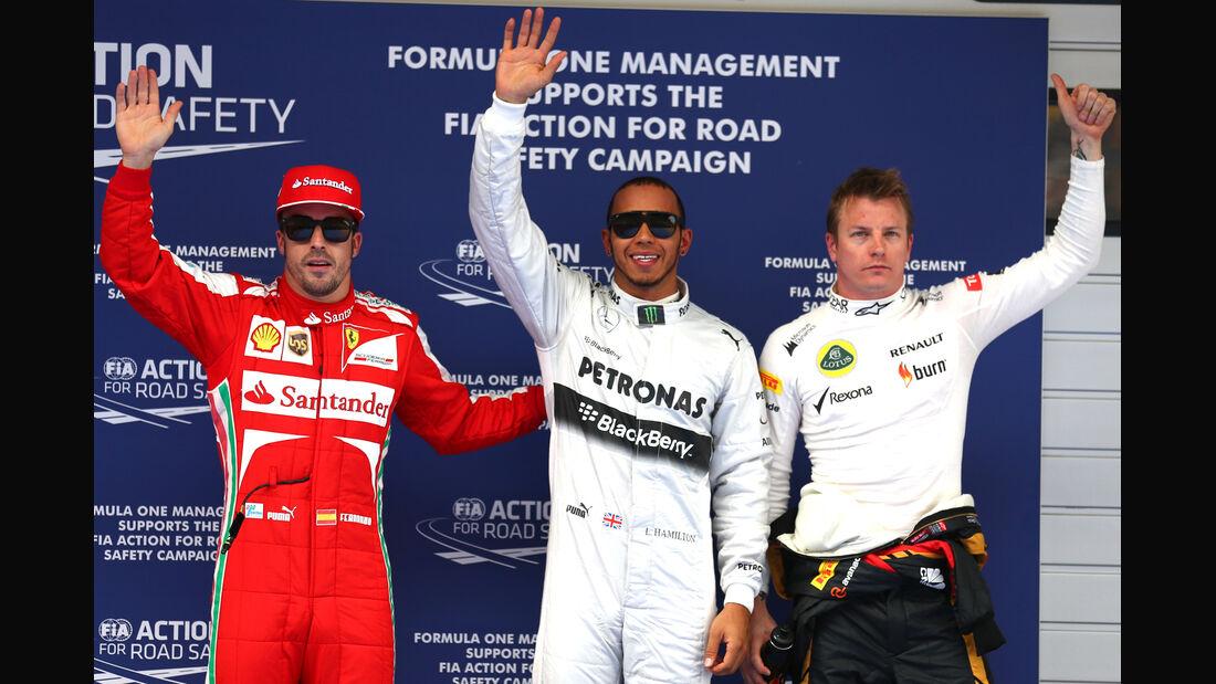 Qualifying GP China 2013