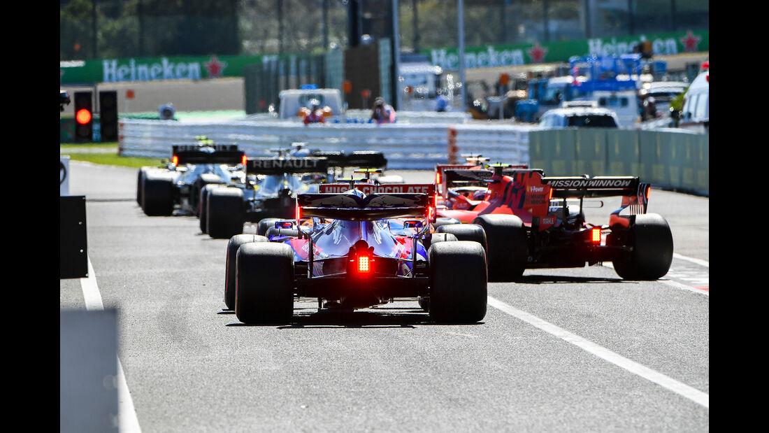 Qualifying - GP Japan 2019