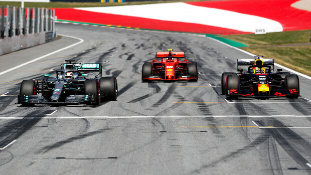 Qualifying - GP Österreich 2019