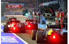 Qualifying - GP Singapur - 24. September 2011