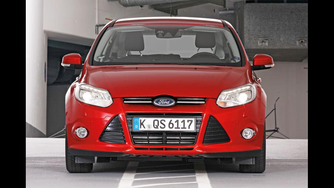 Qualität, Ford Focus, Frontansicht