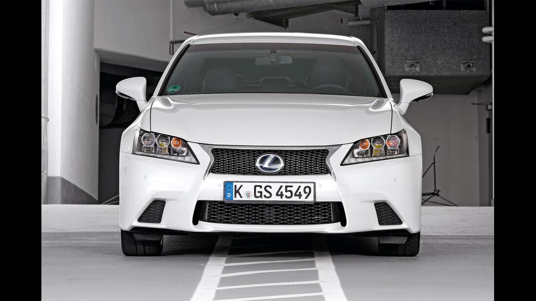 Qualität, Lexus GS, Frontansicht