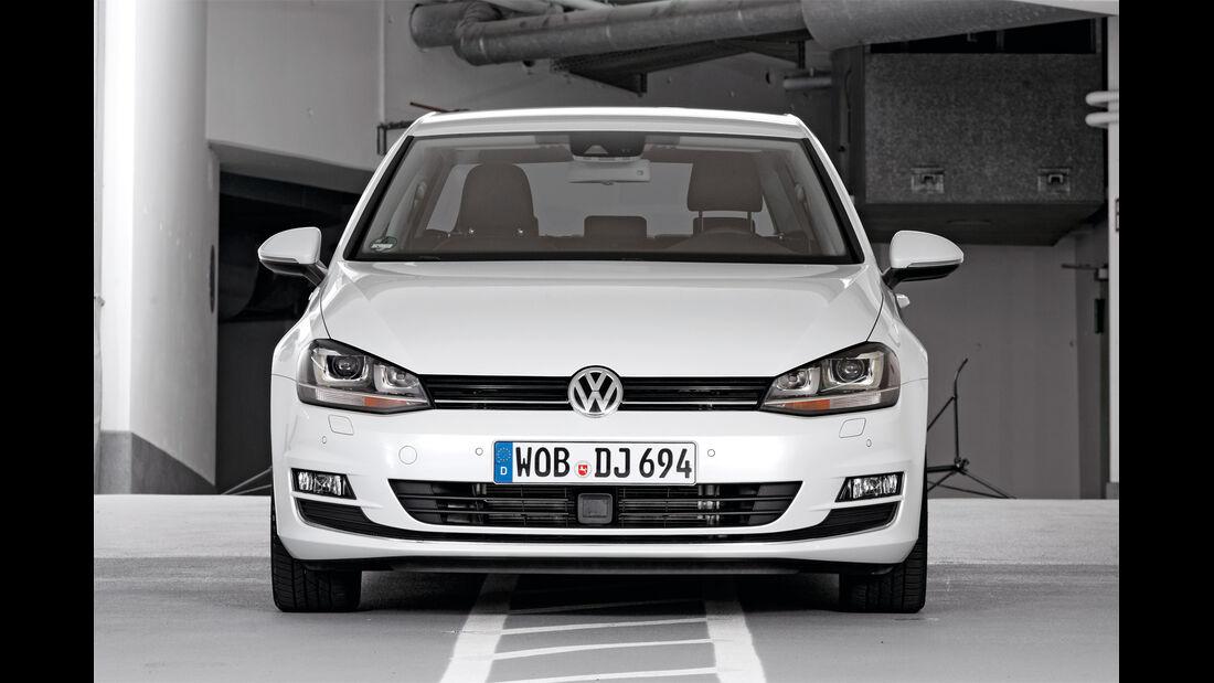 Qualität, VW Golf, Frontansicht