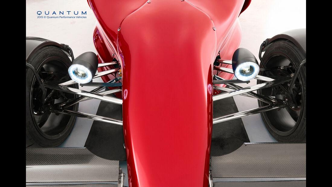 Quantum GP 700, Trackday, Quantum Performance, Vorstellung