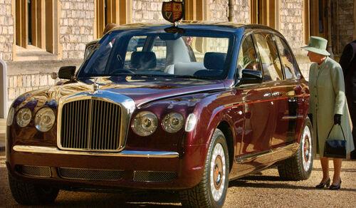 Queen Elizabeth Bentley