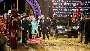 Queen Elizabeth II. 90th birthday 2016 Windsor Castle