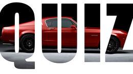 Quiz Exoten Unbekannte Autos