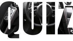 Quiz Lenkräder Supersportwagen