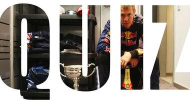 Quiz Sebastian Vettel