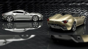 R-Reforged Aston Martin V12 Zagato Heritage Twinis