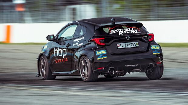 Rštheli Racing by hbp Garage-Toyota GR Yaris
