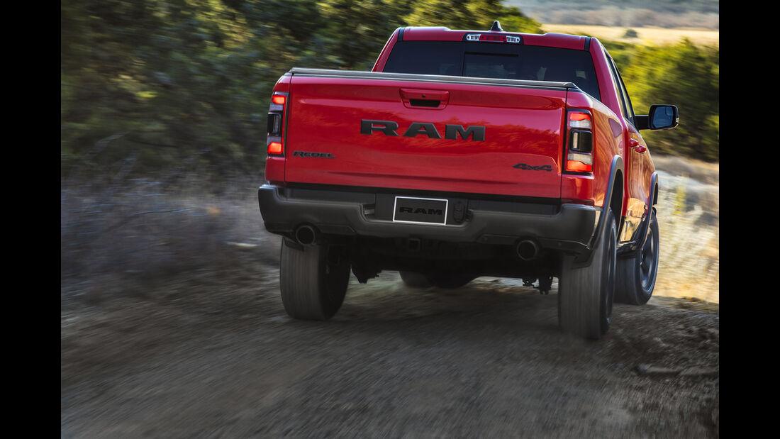 RAM 1500 Rebel Premiere Modelljahr 2018