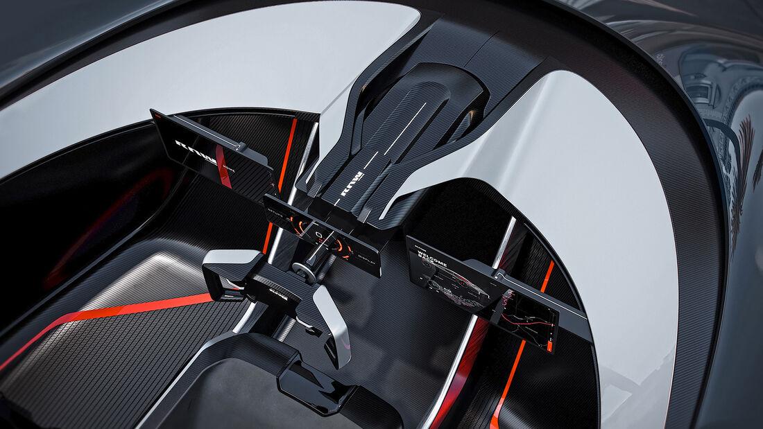 RAW by Koenigsegg Design Concept