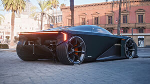 RAW by Koenigsegg Design Concept