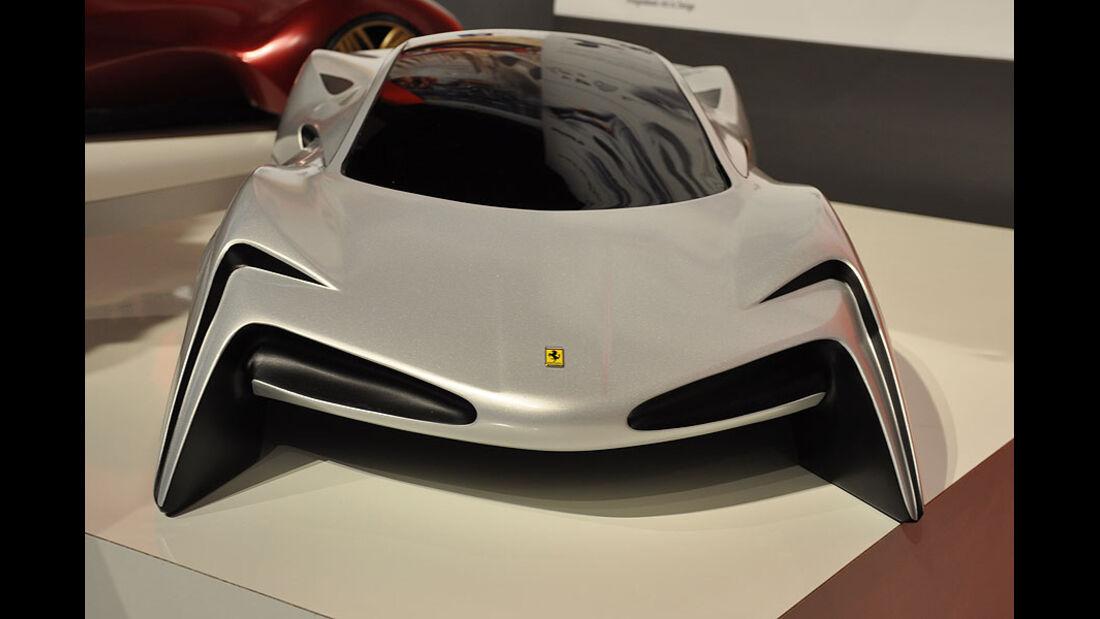 RCA London, Ferrari World Design Contest 2011