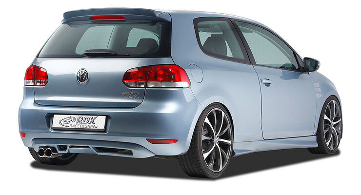RDX Racedesign VW Golf VI