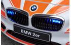 RETTMobil 2016, Einsatzfahrzeuge, Notarzt, Rettungsdienst, BMW 220d Active Tourer
