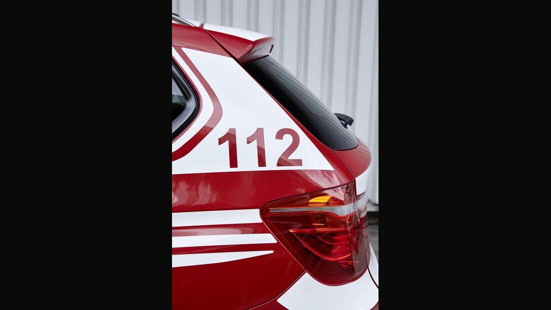 RETTMobil 2016, Einsatzfahrzeuge, Notarzt, Rettungsdienst, BMW X3, Feuerwehr