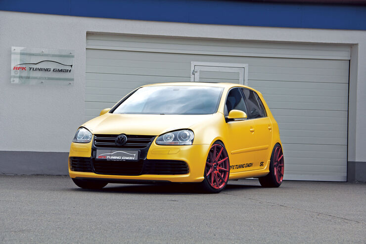 RFK Tuning - VW Golf V R32 - Kompaktsportler - VR6