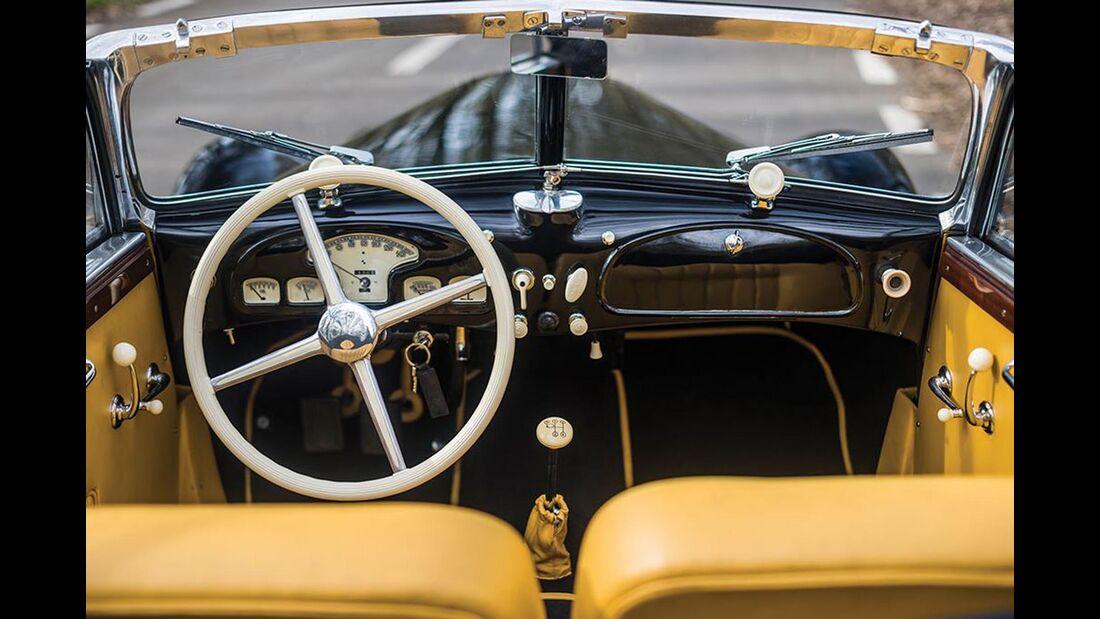 RM Auctions Sotheby's Monaco Sale 2016, Auktion, Versteigerung, BMW 327 Sport Cabriolet