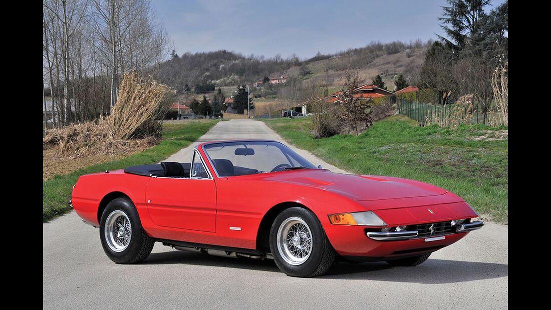 RM Auctions Sotheby's Monaco Sale 2016, Auktion, Versteigerung, Ferrari 365 GTS/4 Daytona Spider