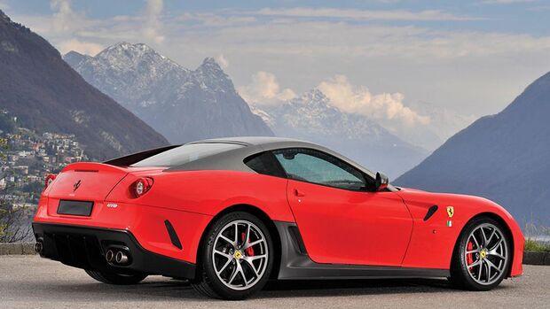 RM Auctions Sotheby's Monaco Sale 2016, Auktion, Versteigerung, Ferrari 599 GTO