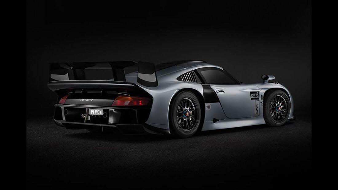 RM Auctions Sotheby's Monaco Sale 2016, Auktion, Versteigerung, Porsche 911 GT1 Evolution