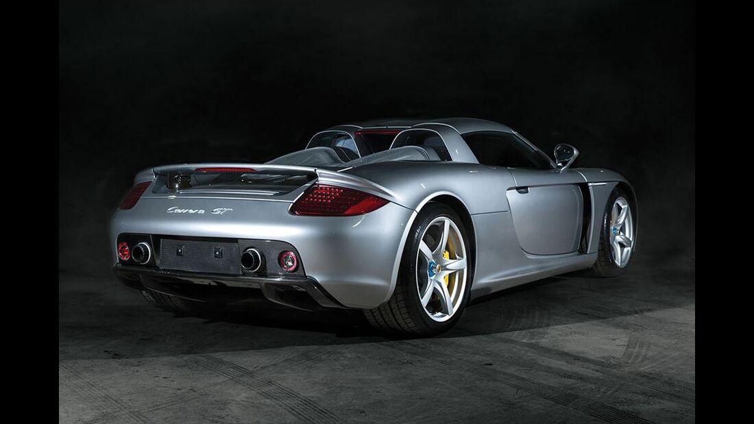 RM Auctions Sotheby's Monaco Sale 2016, Auktion, Versteigerung, Porsche Carrera GT