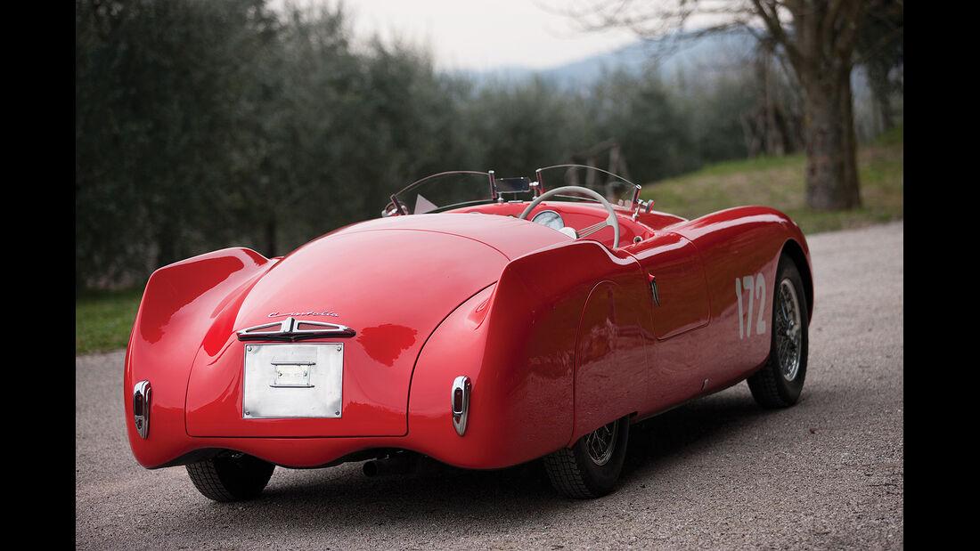 RM Auctions, Villa Erba, Villa d'Este, Cisitalia 202 SMM Nuvolari, Auktion, mokla, 0513