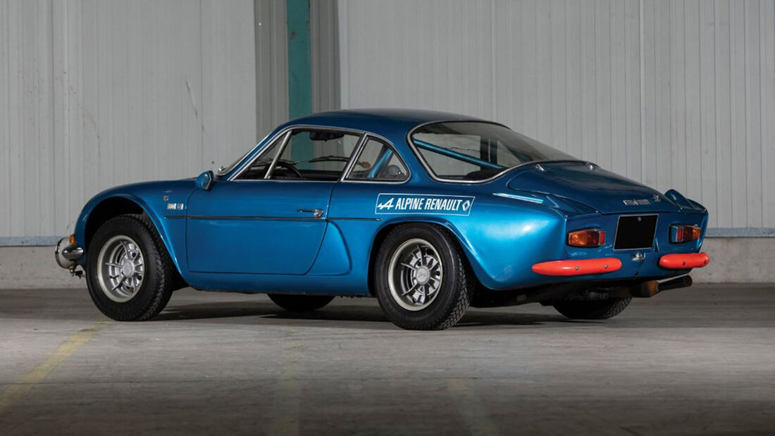 RM Sotheby's Auktion Marcel Petitjean Techno Classica 2020