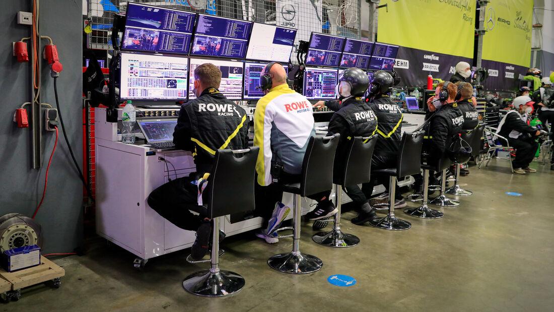 ROWE Racing Box - 24h Rennen Nürburgring - Nürburgring-Nordschleife - 3. Juni 2021