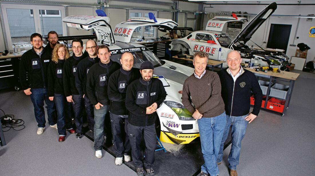 ROWE Racing, Team