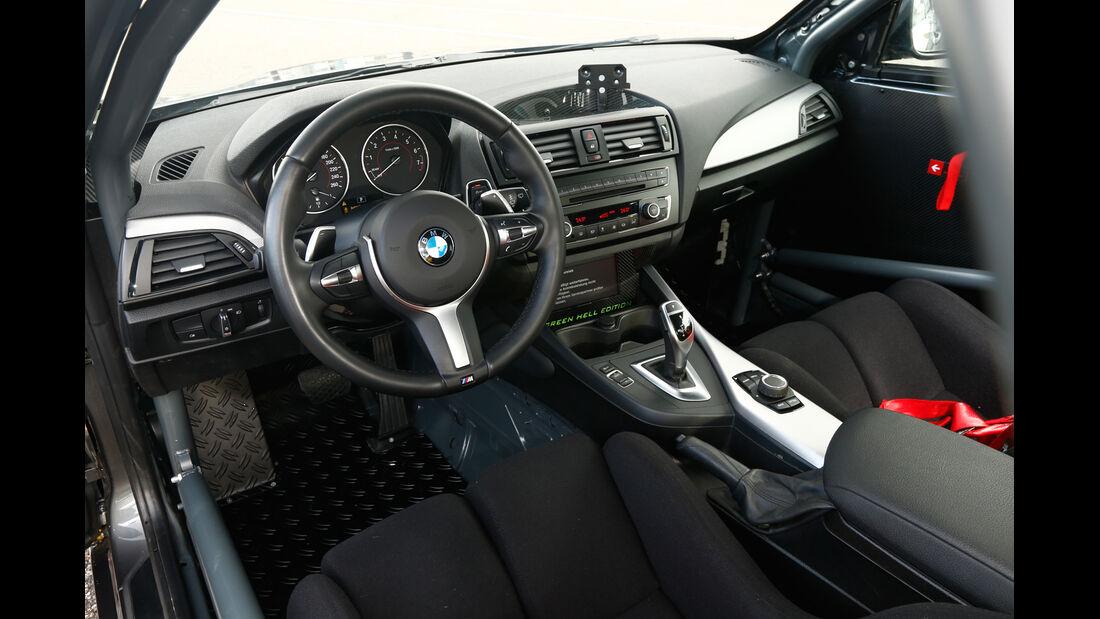 RS-Raceline-BMW M235i, Cockpit