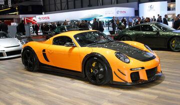 RUF CTR3, Autosalon Genf 2012, Messe, Tuner
