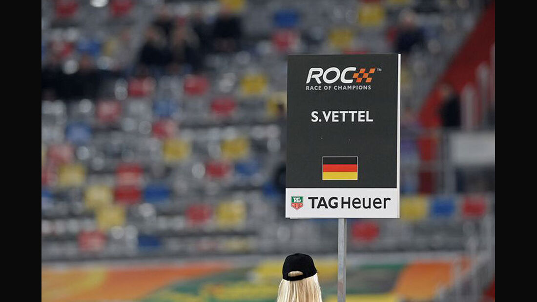 Race of Champions 2010 Einzelwertung