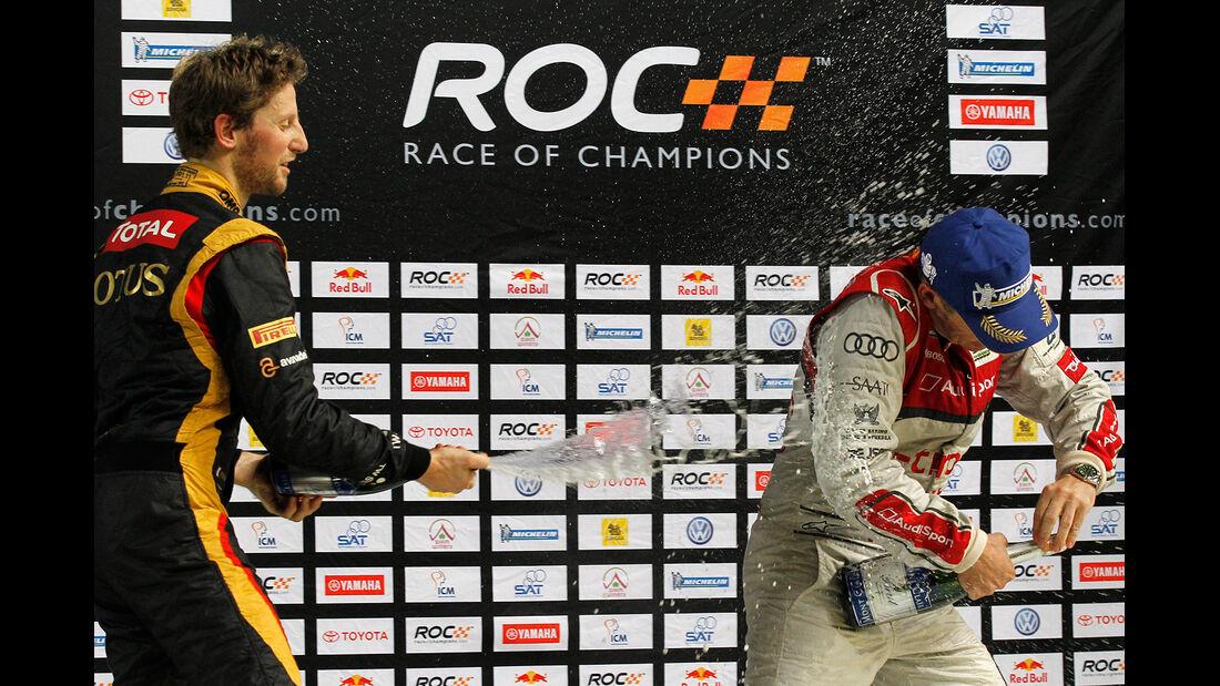 Race of Champions 2012