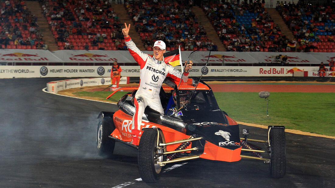Race of Champions 2012 Michael Schumacher