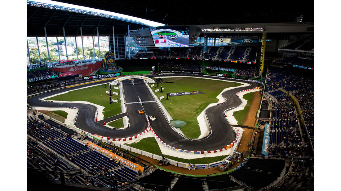 Race of Champions 2017 - Miami