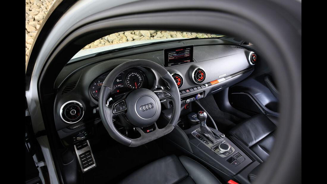 RaceChip-Audi RS3 Sportback, Cockpit